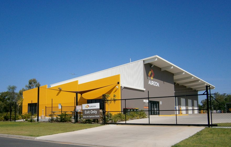 Aurizon Meeting & Training Facility