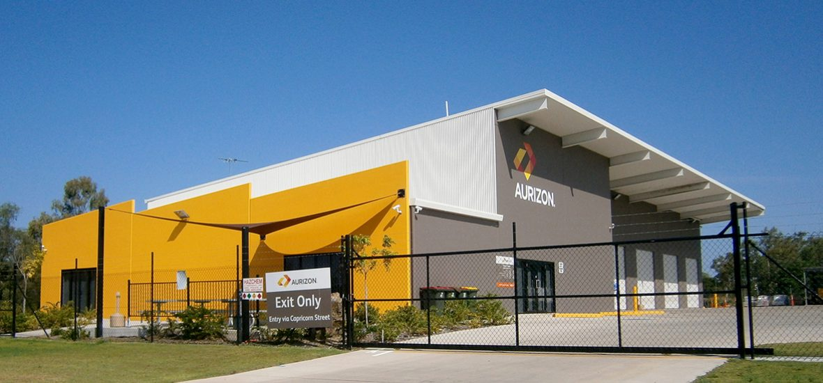 Aurizon Meeting and Training Facilty