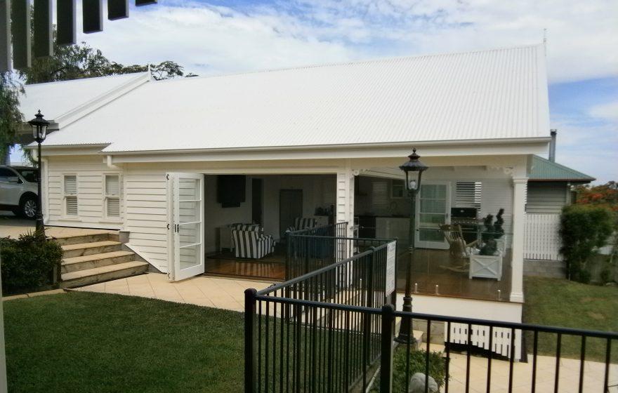 Elgin Street Poolhouse