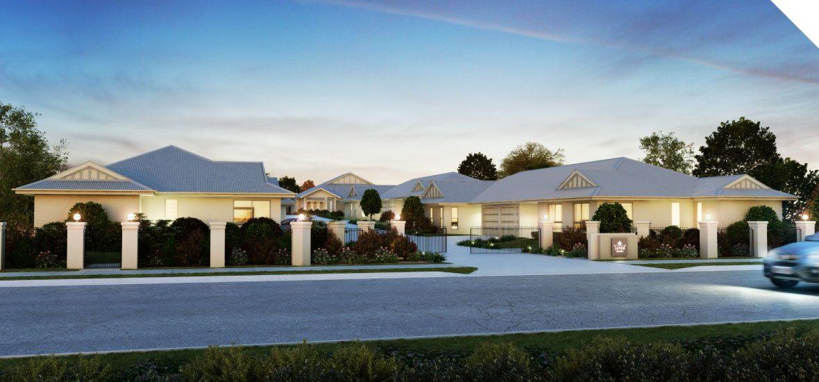 Savon Villas, Multi residential complex