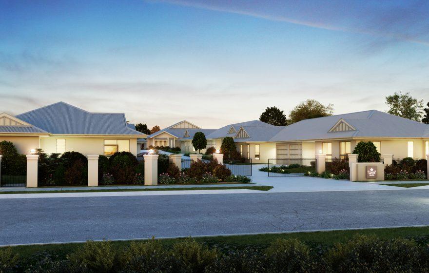 Savon Villas – Multi residential unit complex
