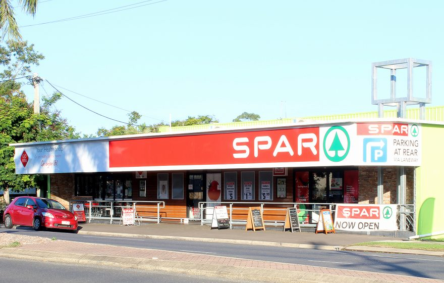 Spar Supermarket Outlet Renovation